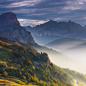 Autumn sunrise  by Daniel Řeřicha (Rericha)) on 500px.com