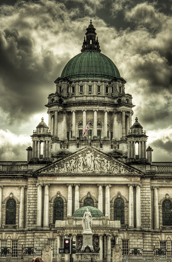 Photograph City Hall, Belfast by Stuart Crawford on 500px