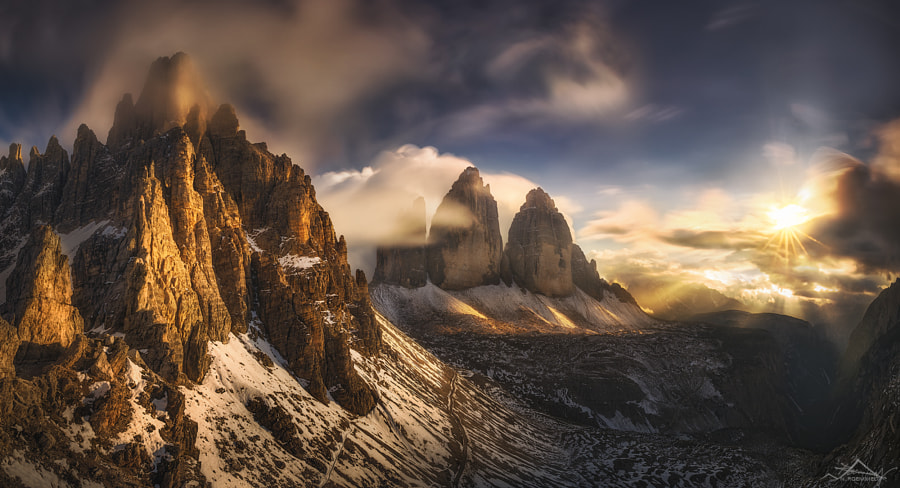 Kiss of the sun by Nicholas Roemmelt on 500px.com