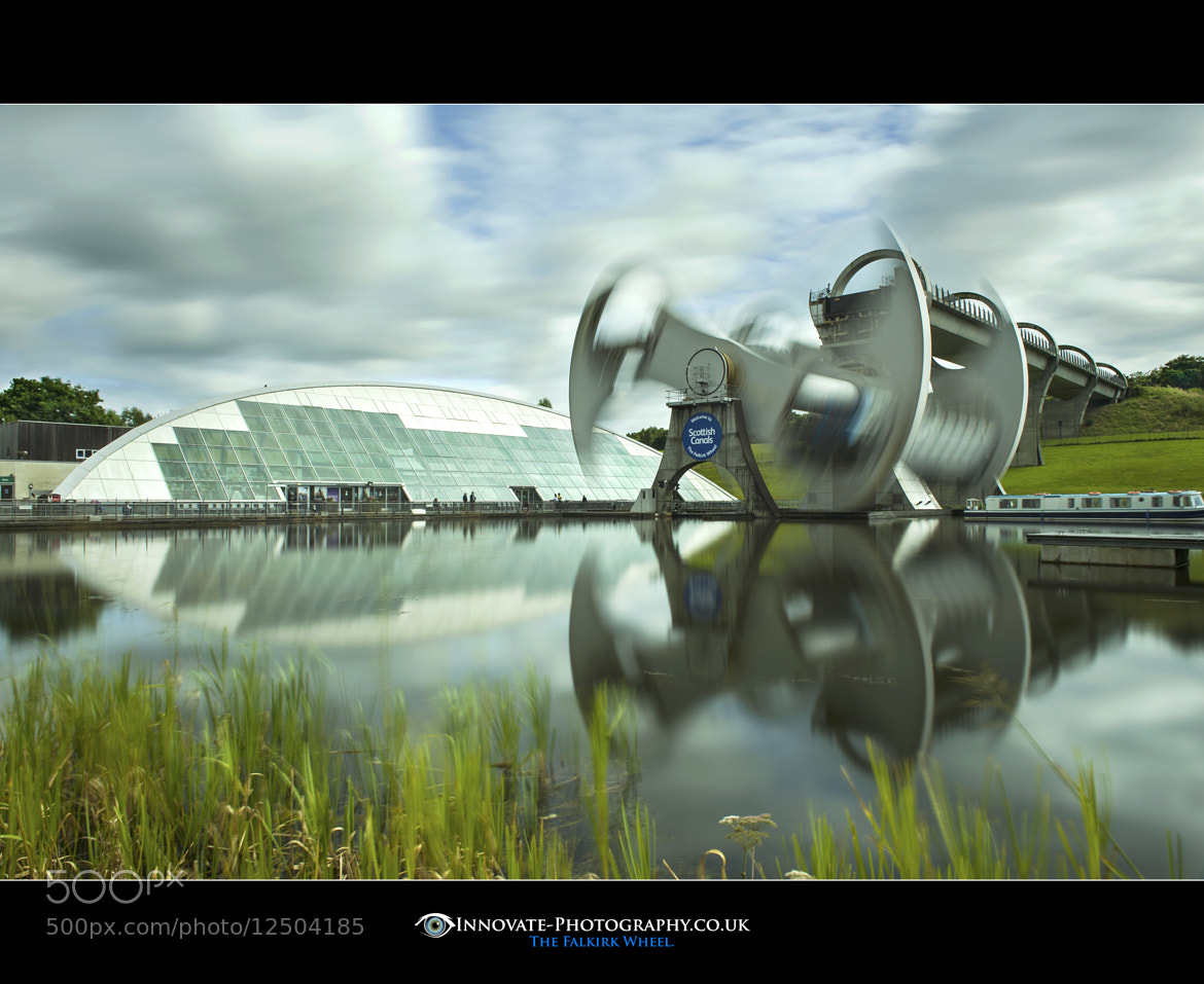 Photograph THE FALKIRK WHEEL - SCOTLAND. by Paul Wright on 500px