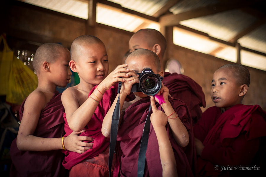 Photographing the photographer by Julia Wimmerlin on 500px.com