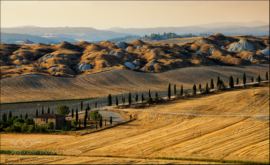 Photograph Crete senesi orange. by Emanuele Torrisi on 500px