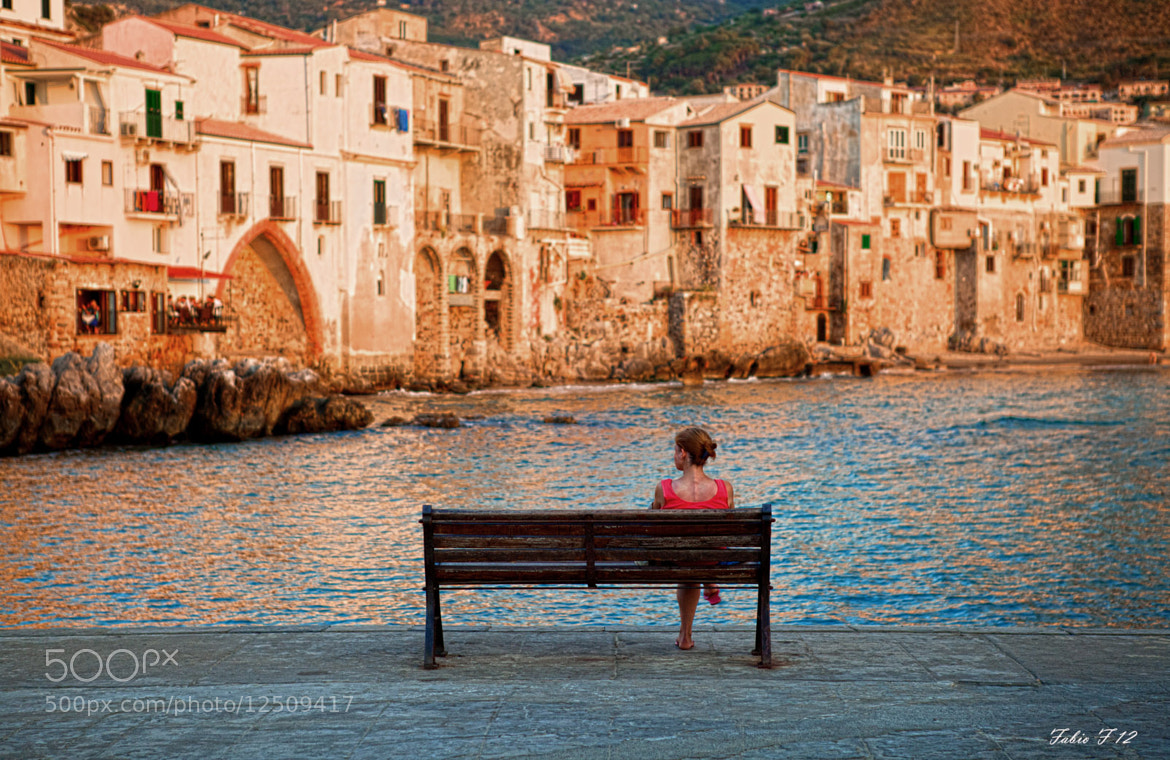 Photograph cefalu' sicily by Fabio F on 500px