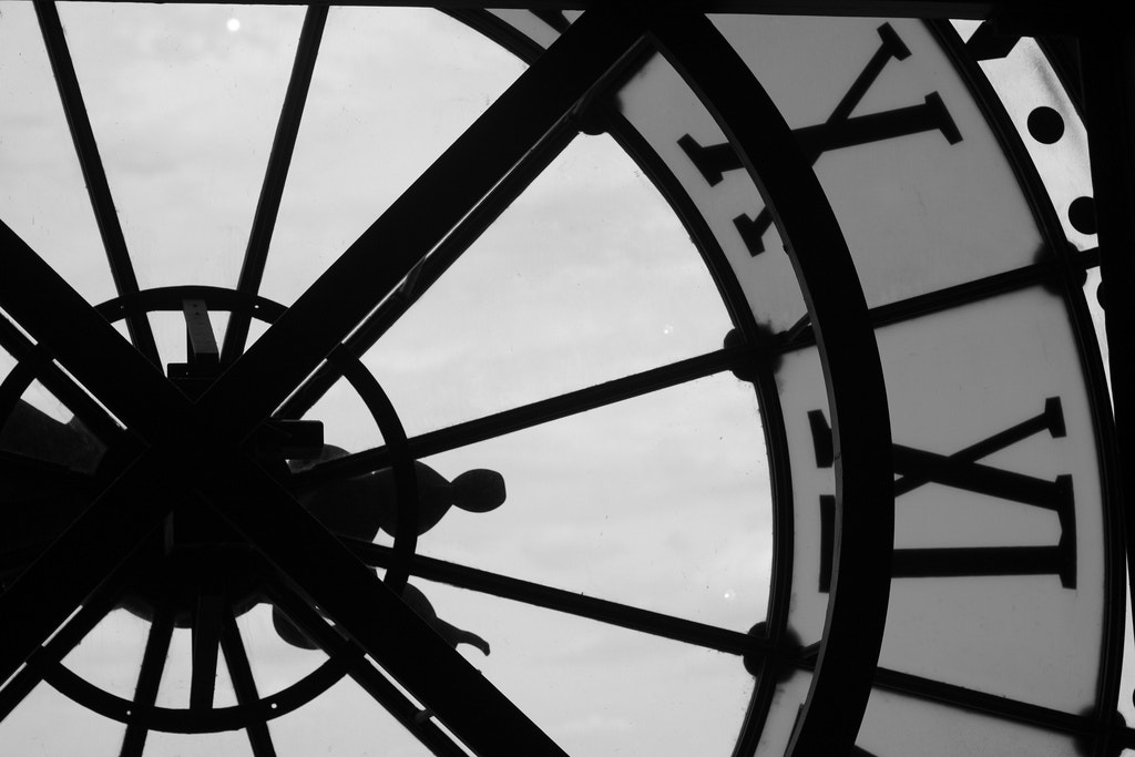 Photograph Time is ticking away..make it count by C B on 500px