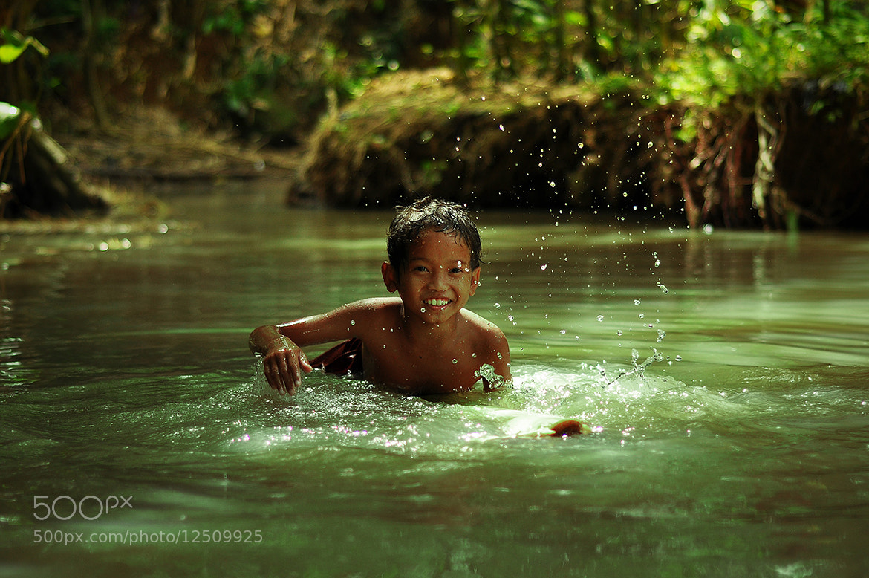 Photograph My River by Ahmad Junaidi on 500px