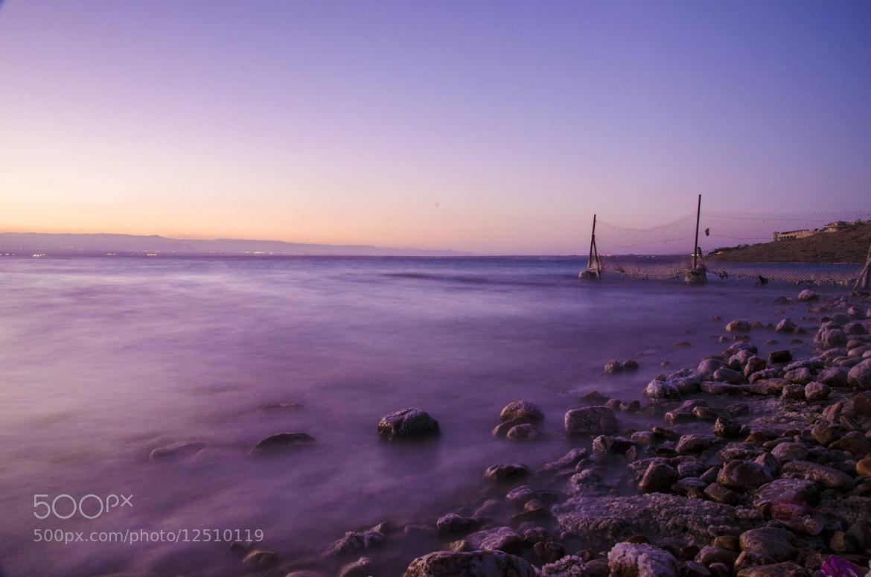 Photograph Magically Sea by jamil ghanayem on 500px