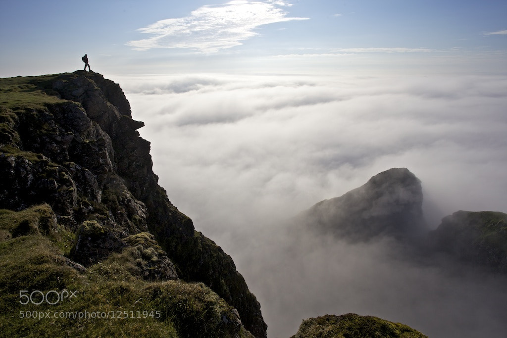 Photograph On Cloud 9 by Marcus McAdam on 500px