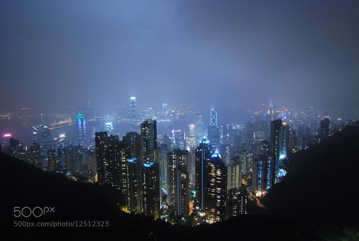 Photograph Victoria Peak Hong Kong by My Imagination House on 500px