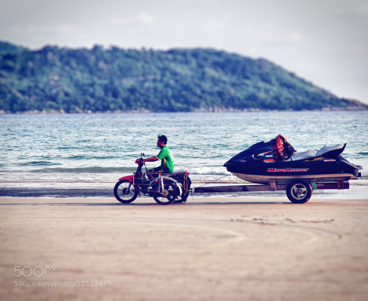 Photograph Phuket - Kata Beach by Alex ADS on 500px