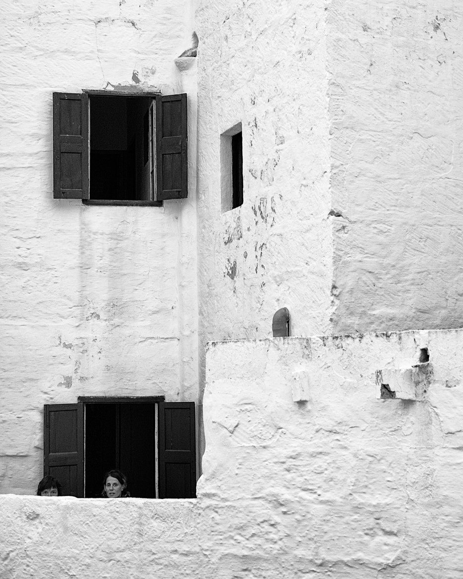 Photograph Young in old by Joan Vega on 500px