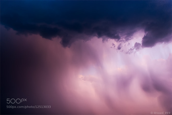 Photograph Cloud's Pattern 2 by Vladimir Sergeyev on 500px