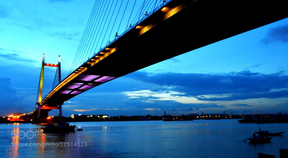 Photograph An evening at KOLKATA by Anish Sarkar on 500px