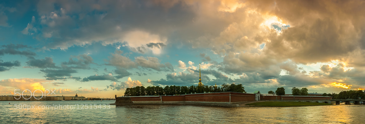 Photograph Colors of Saint-Petersburg by Sergey Shaposhnikov on 500px