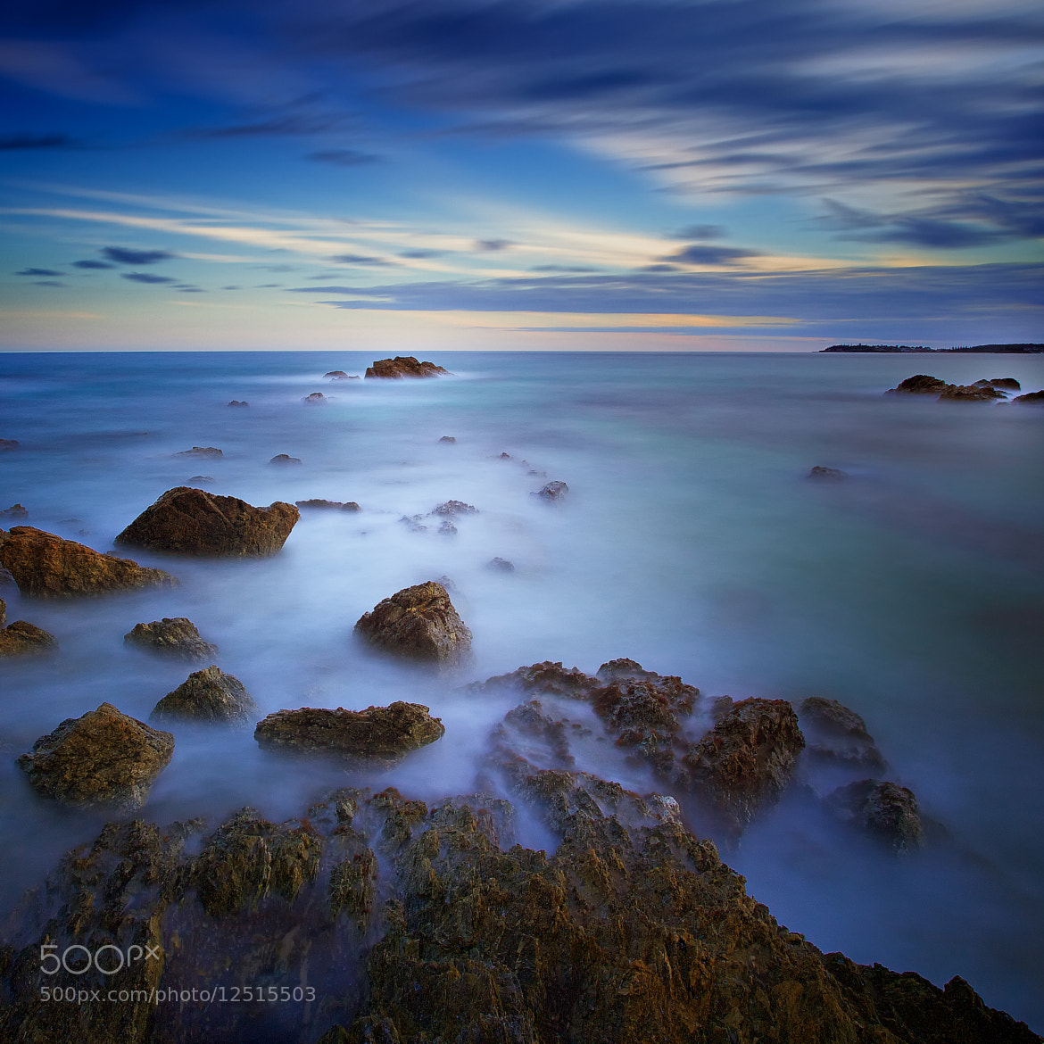 Photograph Blue Dreams by Noval Nugraha on 500px