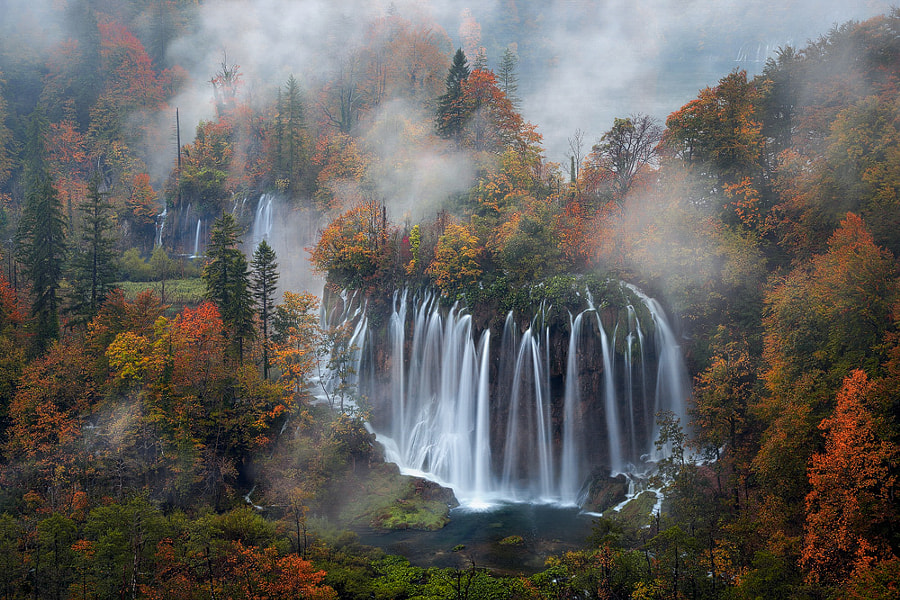 Plitvice by Tobias Richter on 500px.com