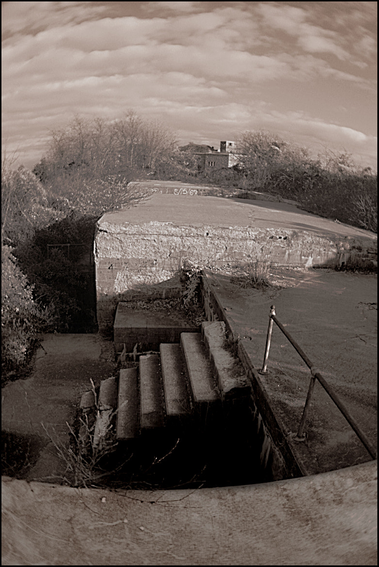 Photograph Abandoned Temple of War by Terry Letton on 500px