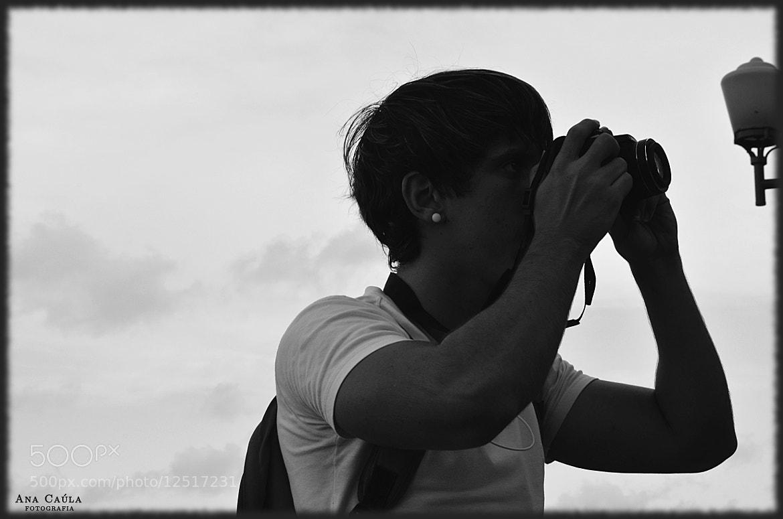 Photograph Photographer by Ana Caúla Cribari on 500px