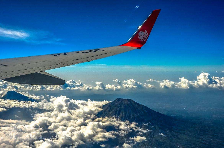 Photograph Mount Merapi, Yogyakarta by Raja Ghazali on 500px