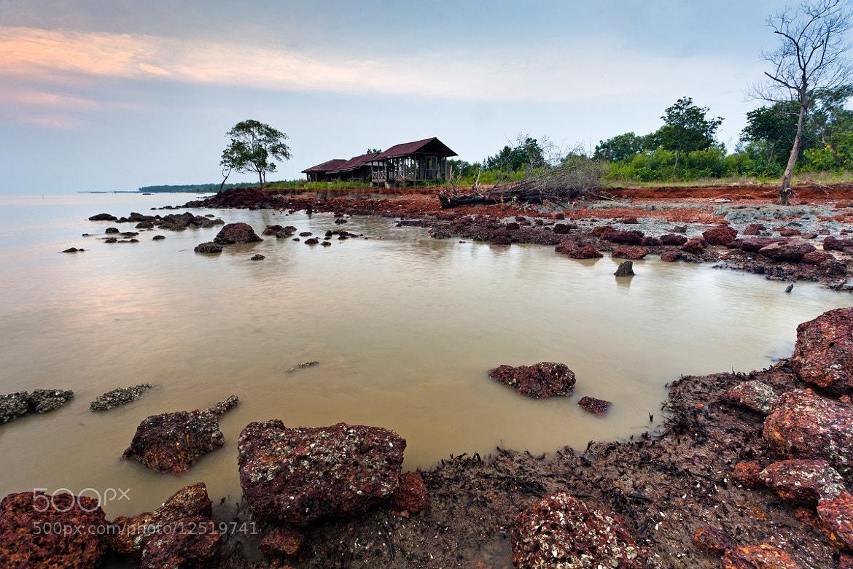 Photograph Sunset at Melaka by jihhaur lio on 500px