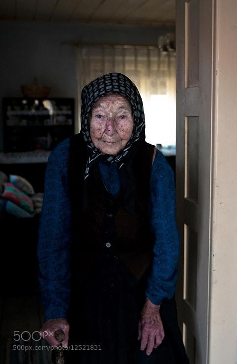 Photograph She by Zoltan Huszti on 500px