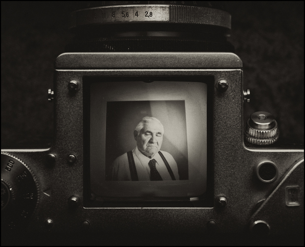 Photograph father by Raphael Guarino on 500px