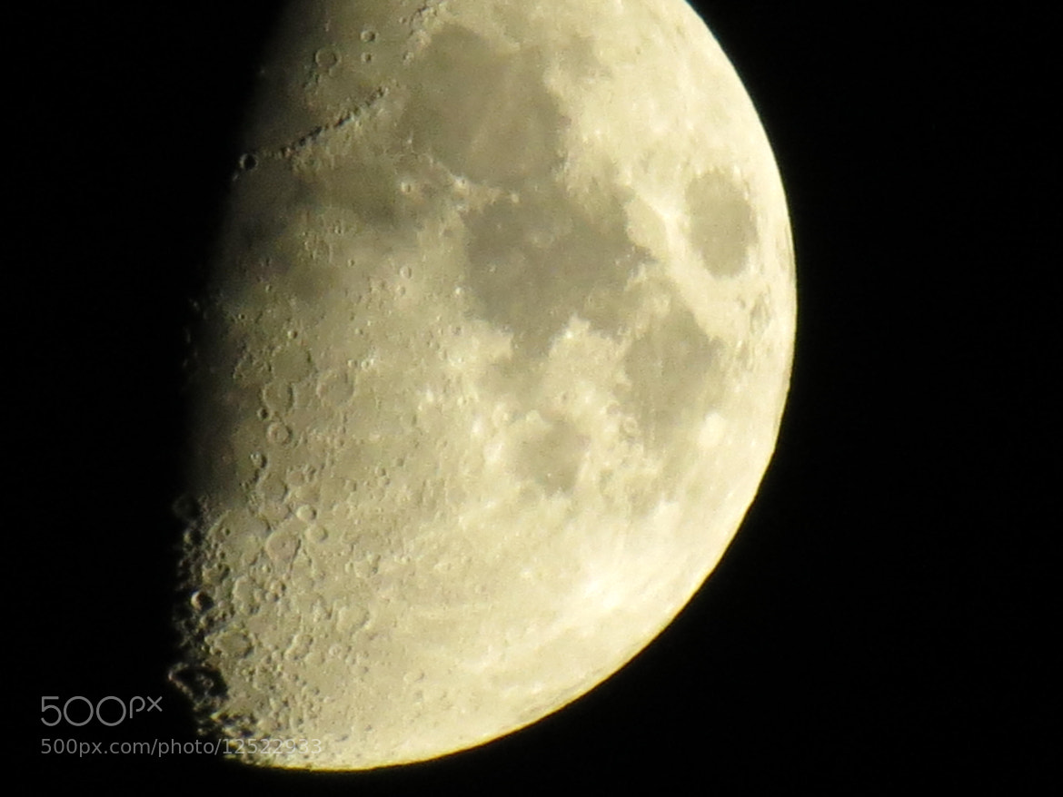 Photograph Half Moon by Károly Danyi on 500px