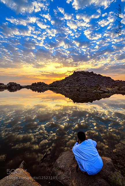 Photograph Shining and reflection by Ahmed Hader on 500px