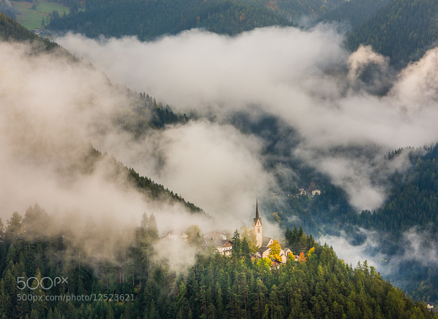 """<a href=""""http://www.hanskrusephotography.com/Workshops/Dolomites-Workshop-Oct-8-12-12/18012376_JfTs4d#!i=1874065801&k=MkmQDGd&lb=1&s=A"""">See a larger version here</a>  This photo was taken during a photo workshop that I led in the Dolomites in October 2010."""
