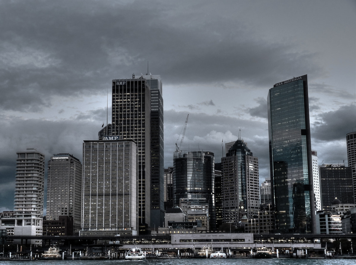 Photograph Sydney Harbour by Matthew Goodyear on 500px