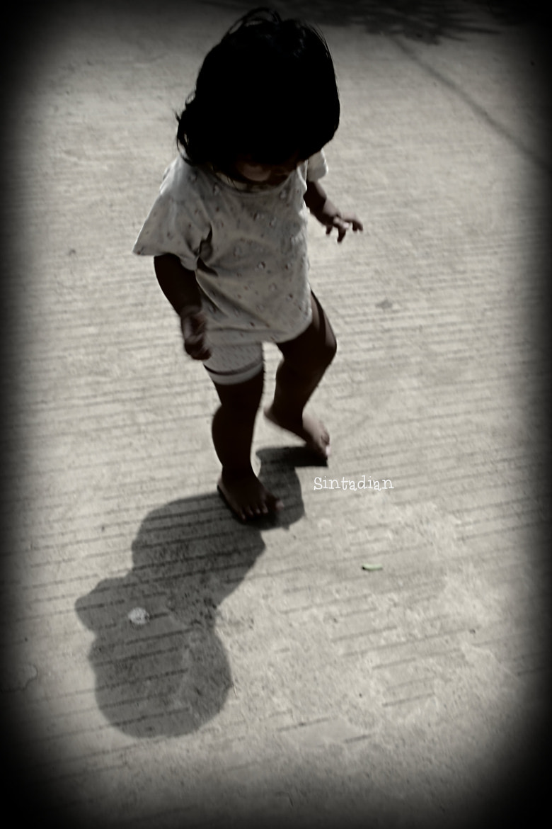 Photograph Dancing with my shadow by Sinta Dian on 500px