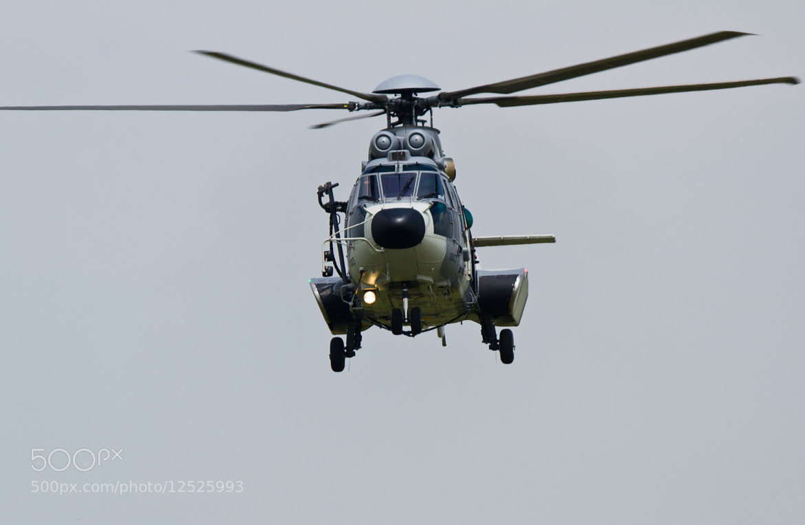 Photograph Helicopter by Daniel VMV on 500px