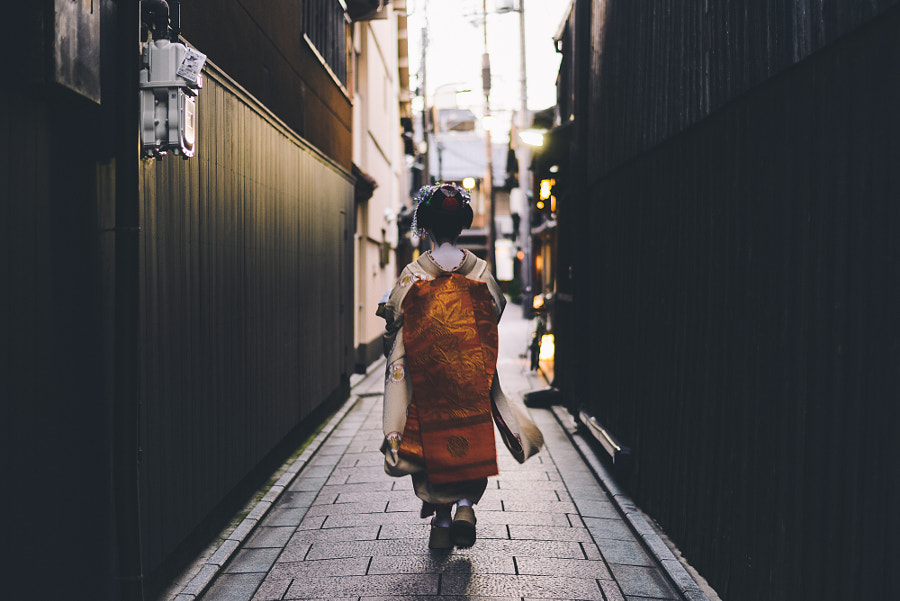 Gion by Merlin Kafka on 500px.com