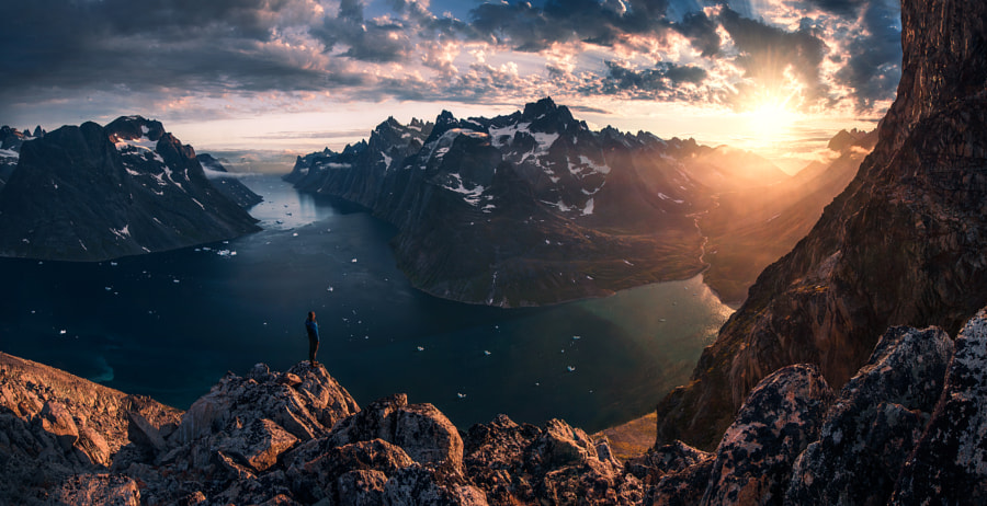 Somewhere Only We Know by Max Rive on 500px.com