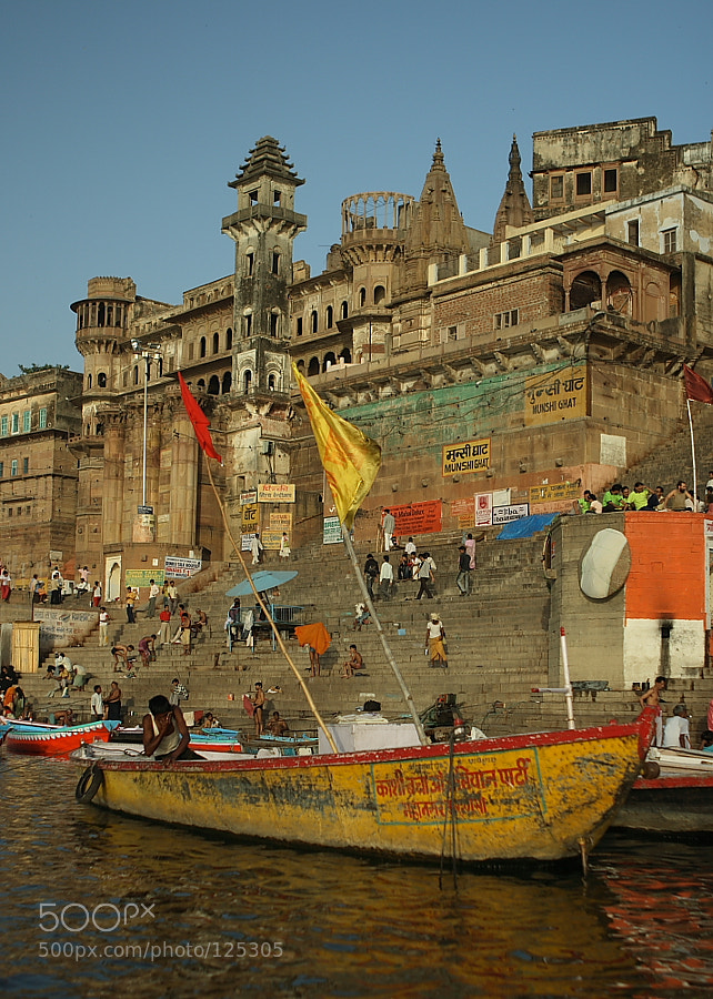 Varanasi by EvgenySaukov  (EvgenySaukov) on 500px.com