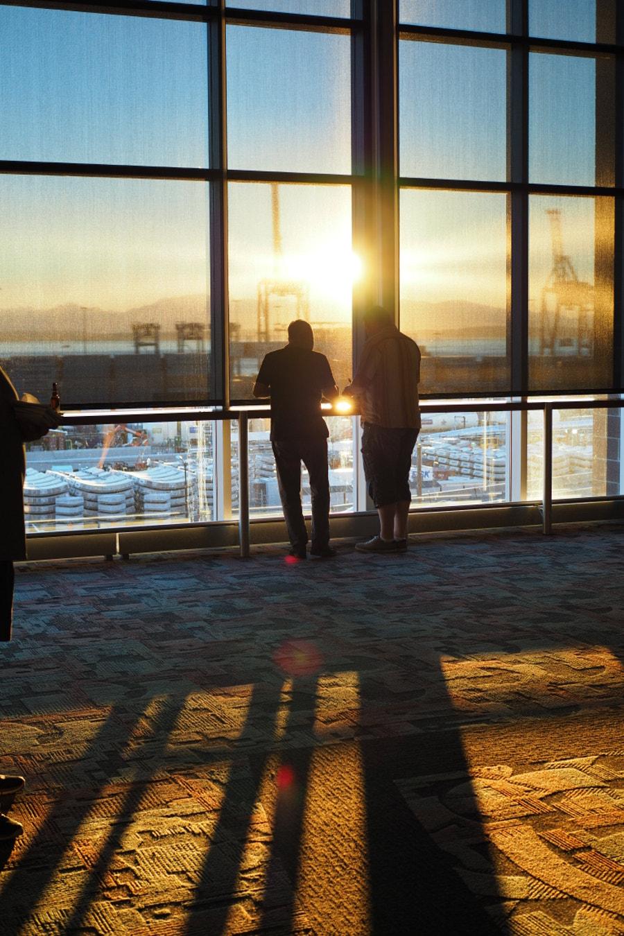 seattle sunset by Guilhem on 500px.com