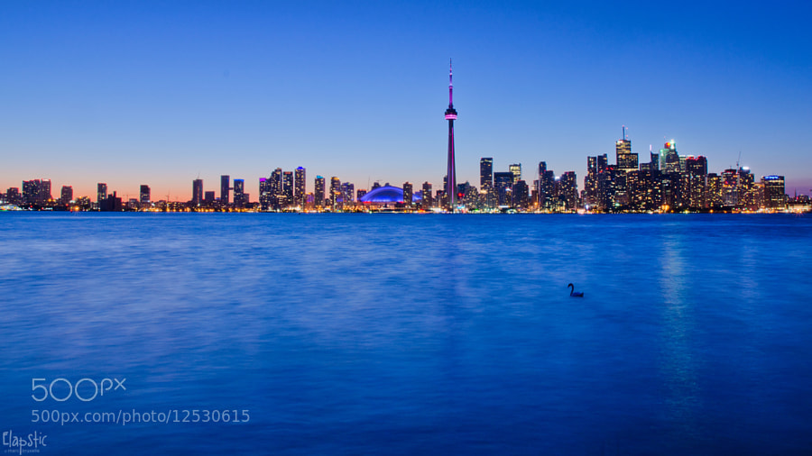 Photograph Toronto Skyline by Marc Bruxelle on 500px