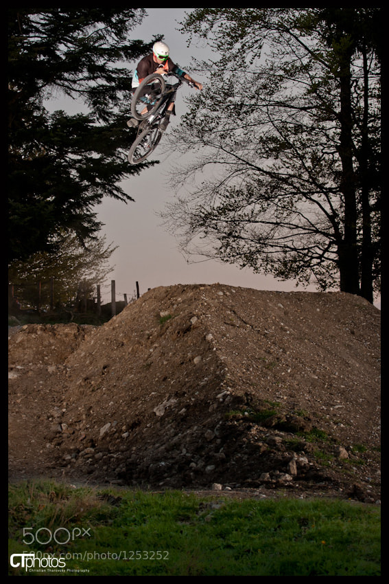 Photograph Bikepark Samerberg - Tableline by Christian Tharovsky on 500px