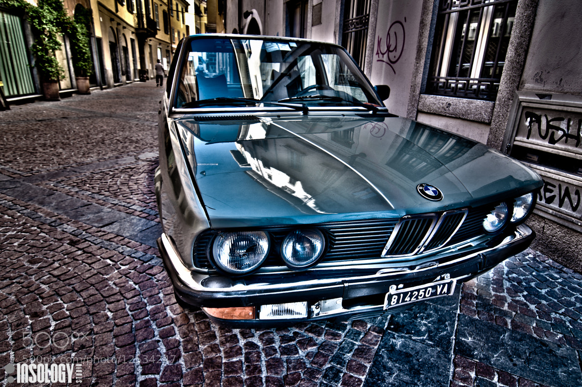 Photograph BMW by Mattia Marchiorato on 500px
