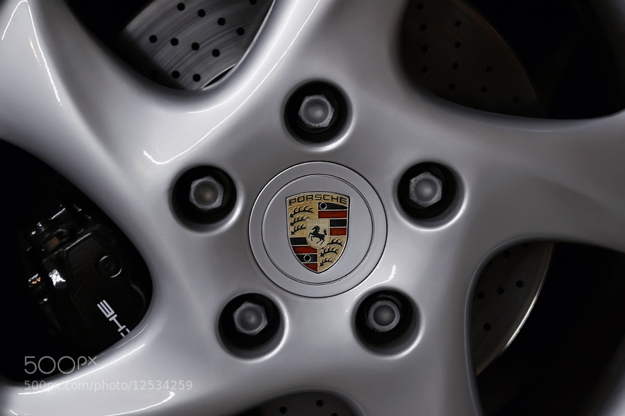 Photograph Porsche Wheel by Erwan Alliaume on 500px