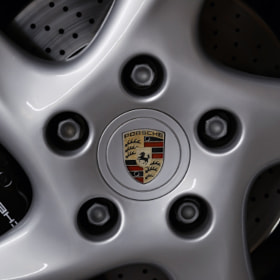 Porsche Wheel by Erwan Alliaume (ealliaume)) on 500px.com