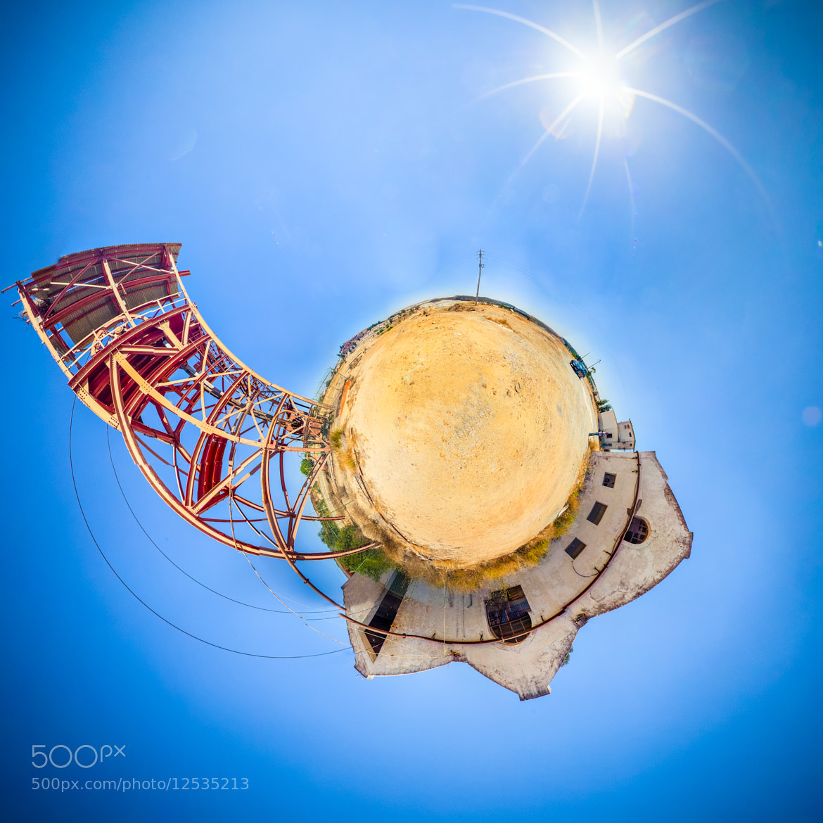 Photograph The Mining Planet by Marco Guerreiro on 500px