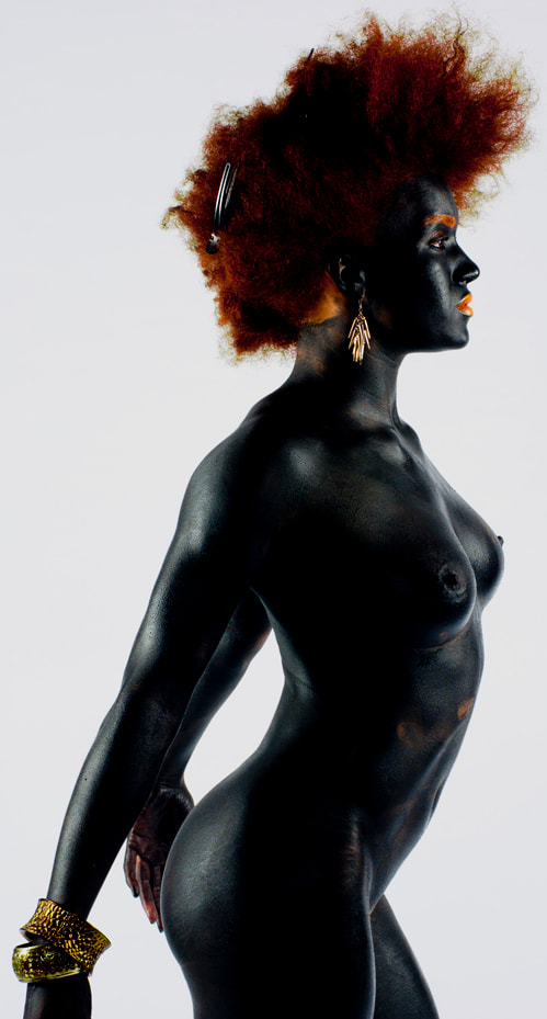 Photograph Bodypaint3 by Nana Osei on 500px