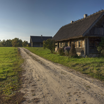 Belarussian village