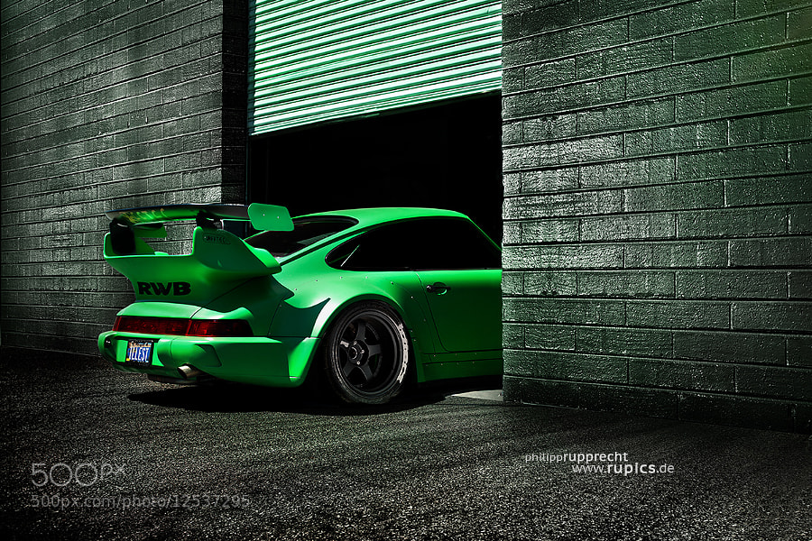 Photograph RWB Porsche by Philipp Rupprecht on 500px