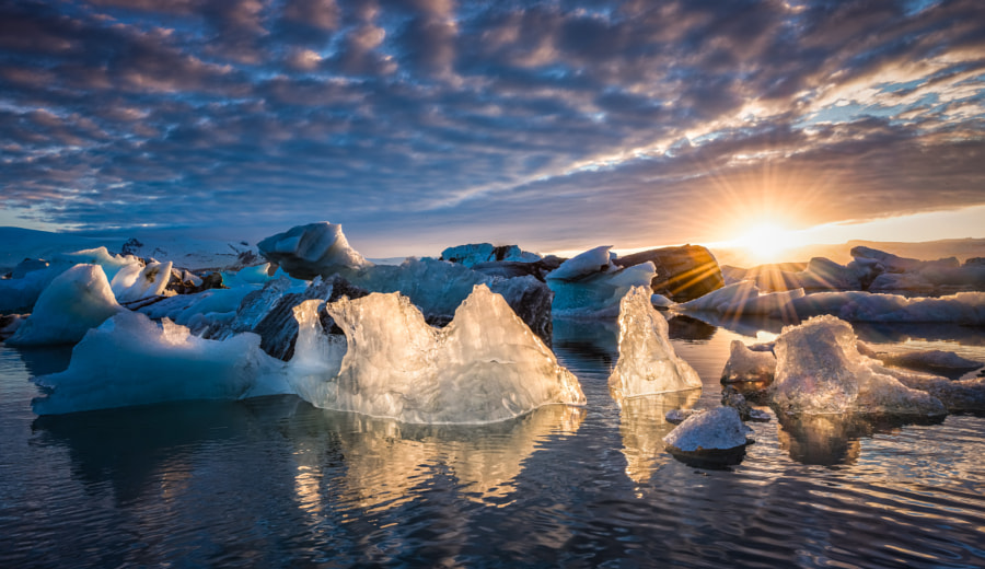 Burning Icebergs by Hans-Peter Deutsch on 500px.com