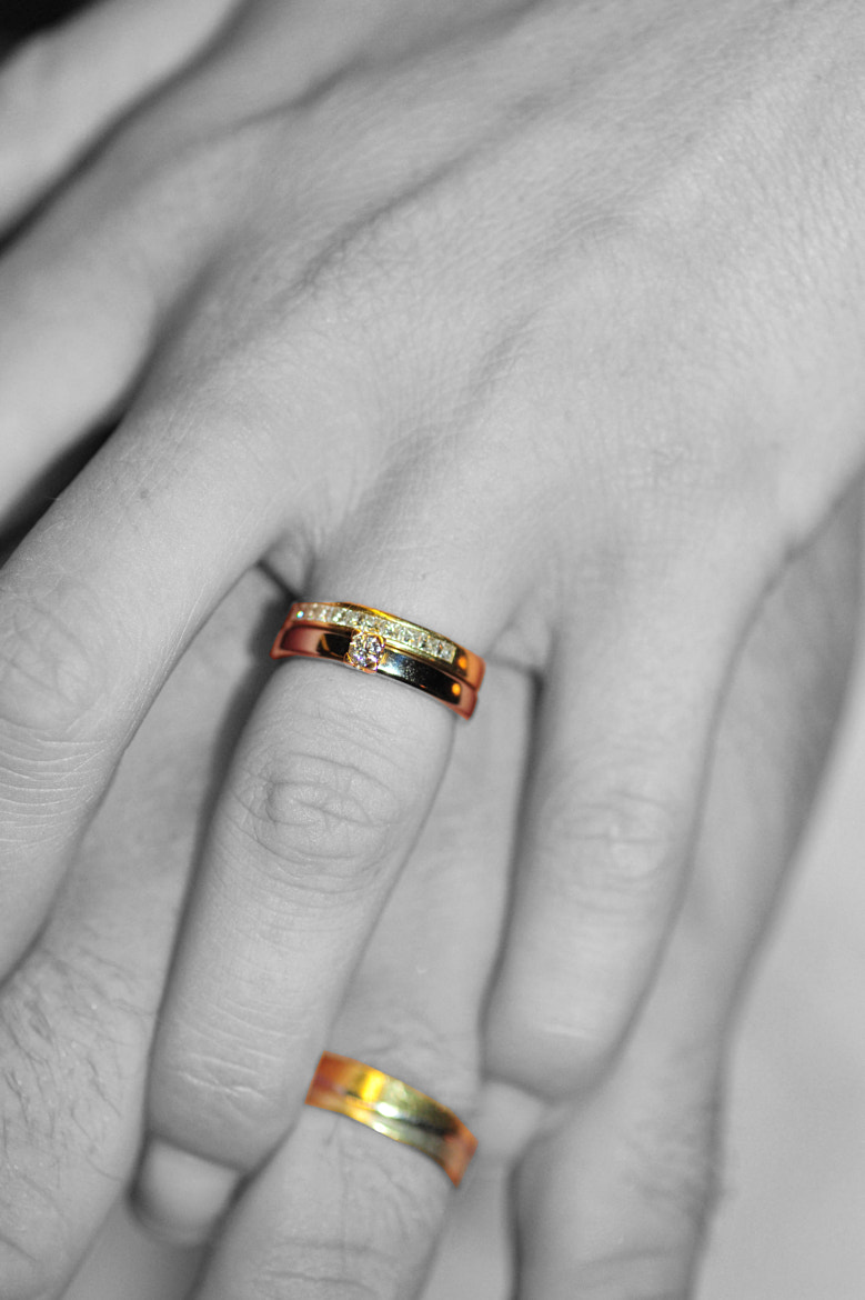 Photograph Rings at a Wedding by Johan Dahlberg on 500px