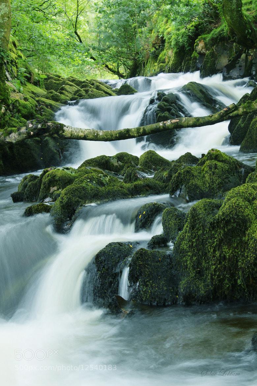 Photograph Waterfall in Snowdon by Sulav Loktam Limbu on 500px