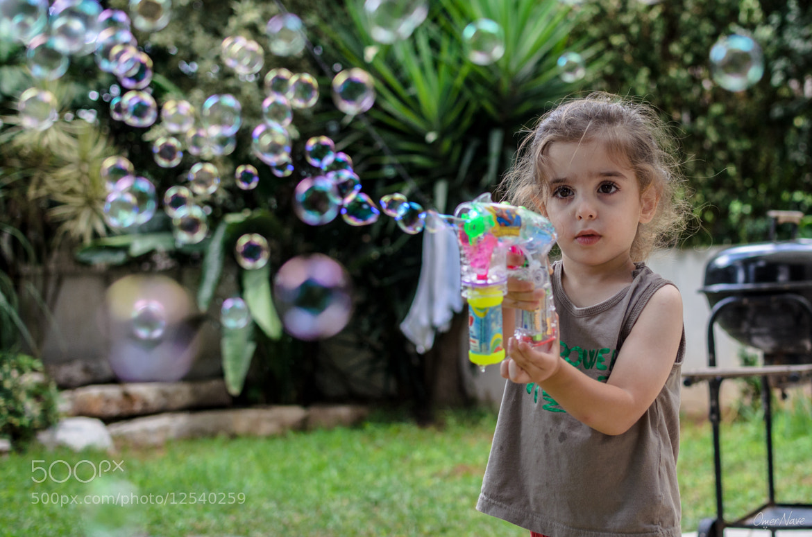 Photograph Bubble Attack! by Omer Nave on 500px