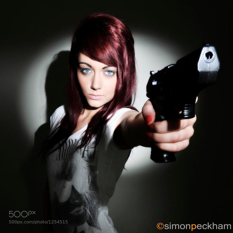 Photograph I spy you  by simon peckham on 500px
