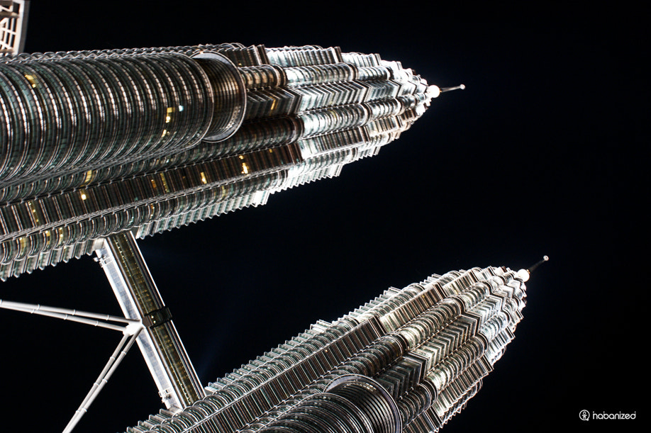 Photograph Twin Towers by Eugene W on 500px